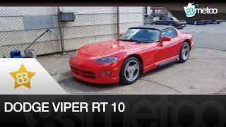 Dodge Viper RT 10 Exhaust Sound   Dodge Viper RT 10 Acceleration