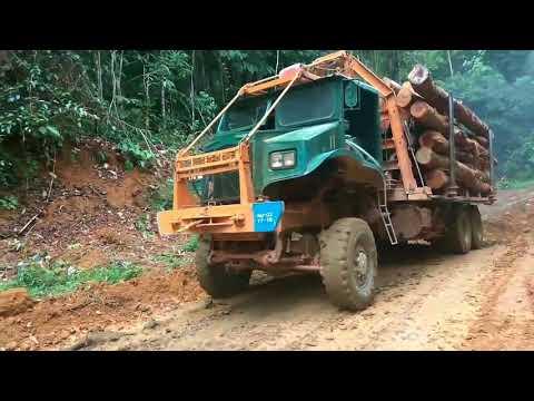 Lori Balak 10x10 Terkuat di Dunia | 2017 | Malaysia | STEWONG