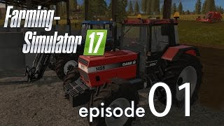 Farming Simulator 17 - PC - Goldcrest Valley Multiplayer - EP:1