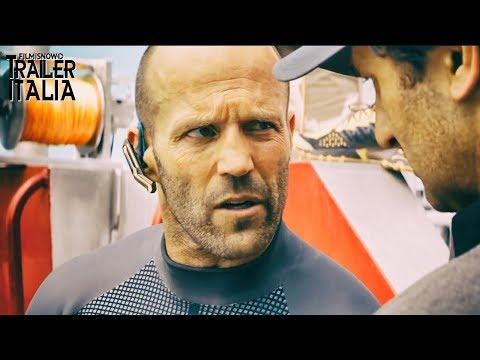 SHARK - IL PRIMO SQUALO   NUOVO Trailer Ita 2018  Jason Statham (action thriller)