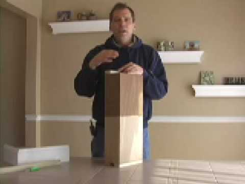 ROLLING WOOD CORNERS DIY
