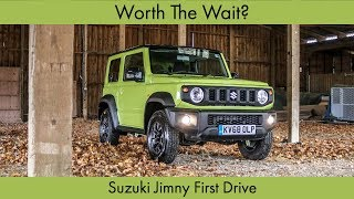 Worth The Wait? Suzuki Jimny 2018 First Drive