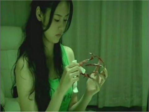 Japanese hand cock milking