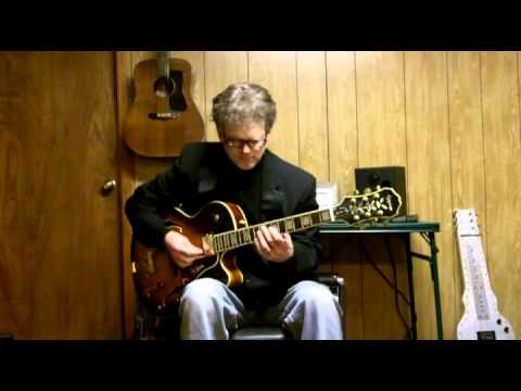 Atlanta Guitar Lessons - Steve Cunningham - Donna Lee - Jazz Guitar