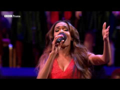 The Blood - Michelle Williams, Gospel Prom