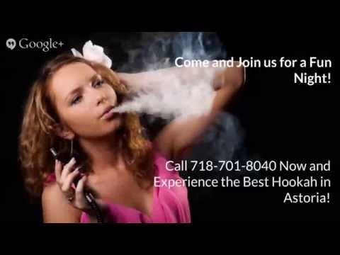 Hookah Lounges In Queens   718-701-8040   Hookah Bars Astoria video