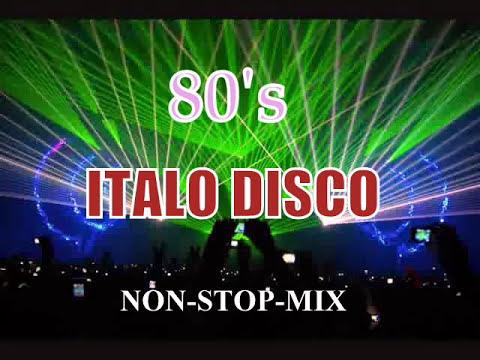 80's Italo Disco (Qoo 2012 Mix) Vol.2 懷念經典歐陸狂熱NON-STOP連續舞曲