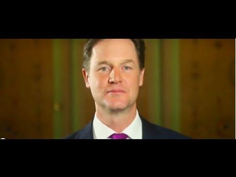 Nick Clegg welcomes the Jewish Manifesto