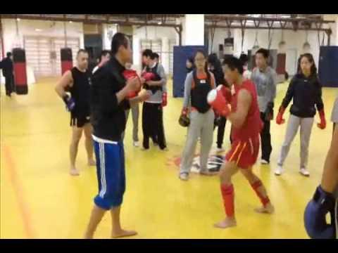 San Da, Shanghai University of Sport (Part 1)