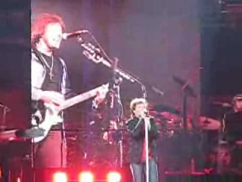 Bon Jovi Milwaukee Bradley Center 2/21/08 Concert Part 1 Video