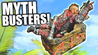 Black Ops 4 MYTHBUSTERS! - RIDING CARE PACKAGES + MORE! - Call of Duty