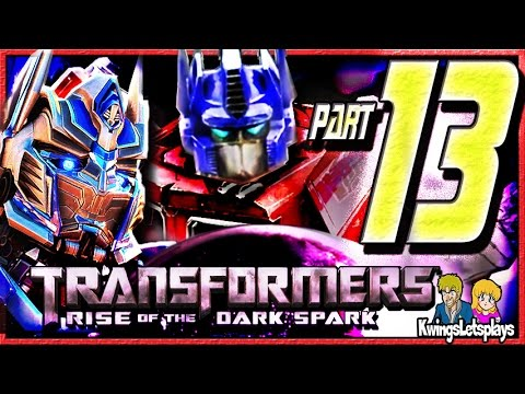 Transformers Rise of the Dark Spark Walkthrough Part 13 Lockdown Ending