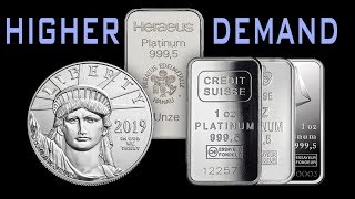 Is Platinum The Metal To Invest In 2019