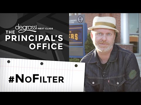 The Principal's Office: #NoFilter - Episode 102