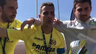 El equipo EDI en la Valencia Soccer Cup