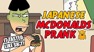 Japanese McDonalds Prank - Ownage Pranks