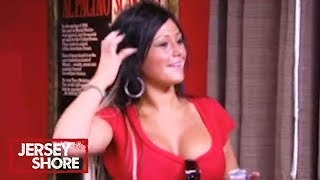 'First Look at JWoww, Snooki, Pauly D & More' Official Throwback Clip | Jersey Shore | MTV