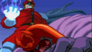 Super Street Fighter II Turbo - M. Bison