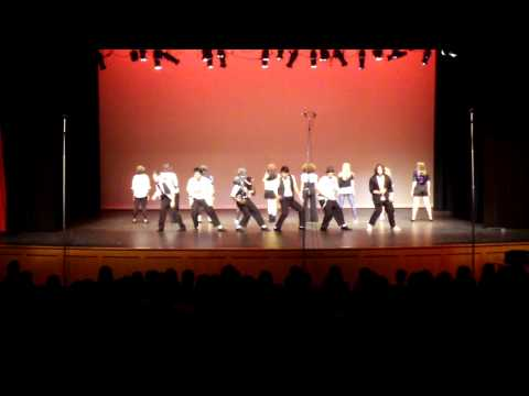 A Michael Jackson Tribute - Ryan High School