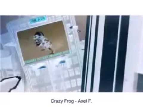 Crazy Frog Axel F In G Major video