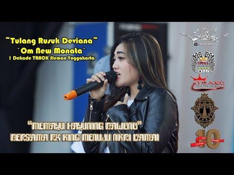 Tulang Rusuk Deviana Om New Monata 1 Dekade Track Sleman Yogyakarta