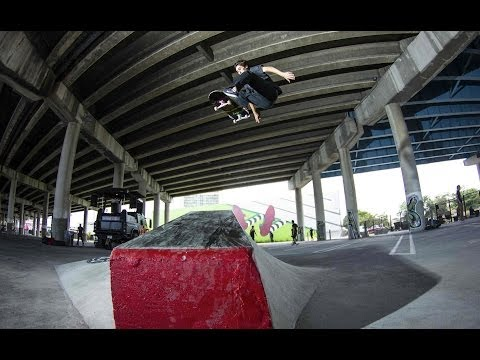 DIY Skatepark in Miami - Red Bull DIY Spot Supply
