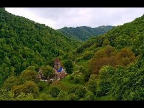 7 чудес׃ Армения ______Там где вода течёт в гору, а не с горы