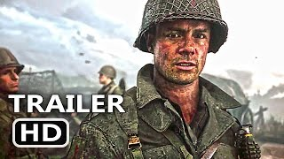 CALL OF DUTY WWII Official Trailer (2017) World War 2 Game HD
