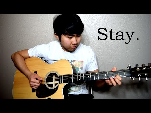 Daryl Ong - Stay (Fingerstyle cover by Jorell) INSTRUMENTAL | KARAOKE ACOUSTIC