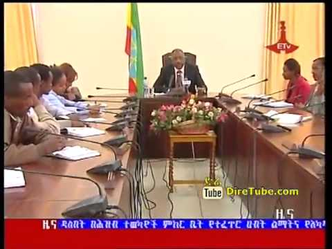 The Latest Full 8PM Amharic News - Feb 7, 2013