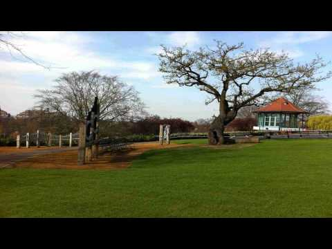 Horniman Museum and Gardens Stratford London