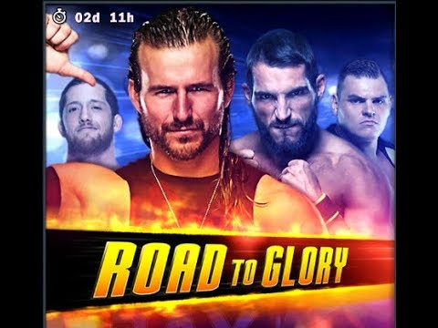 ADAM COLE FINALE!!!! ROAD TO GLORY WWE SUPERCARD