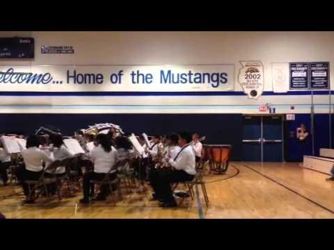 Jane Addams Middle School Beginning Band