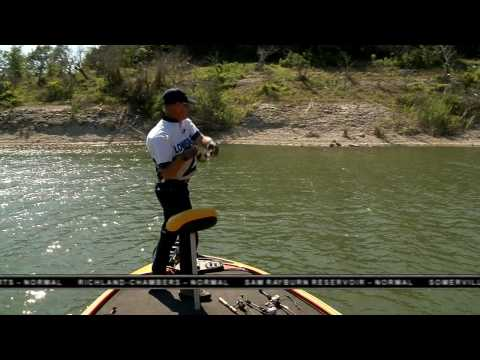 Southwest Outdoors Report Episode #4 Clip 1 Season 2010