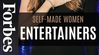 6 Richest Female Self-Made Entertainers 2016