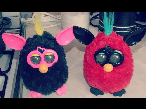 How To Fix A Dead Furby!