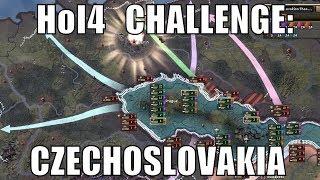 Hearts of Iron 4 Challenge: Democratic Czechoslovakia