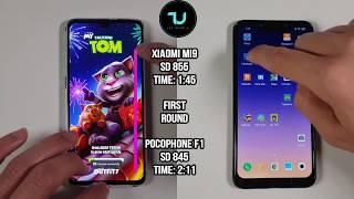 Pocophone F1 vs Xiaomi Mi9 Speed test/Gaming comparison/PUBG/Adreno 630 vs 640