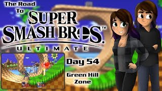 Green Hill Zone | Day 54 | The Road to Super Smash Bros. Ultimate
