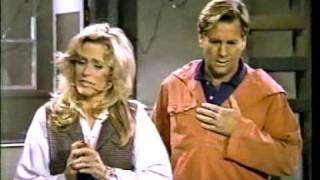 Farrah Fawcett vs. Ryan O'Neal 1991