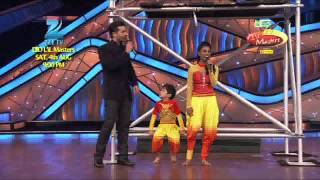 DID little Masters Finale Final  Grandmaster Mithun Chakraborty takes dig at master Stuti