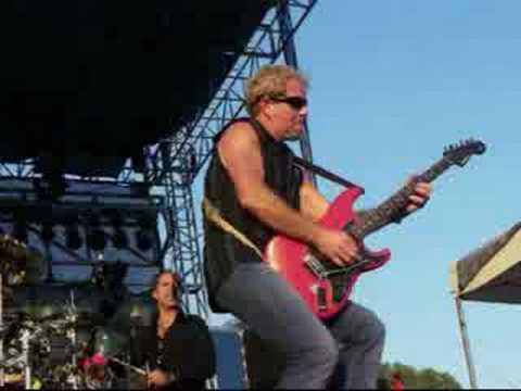 NIGHT RANGER LIVE - 2008