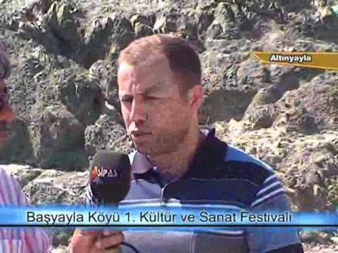 Başyayla Köyü 1.Kültür ve Sanat Festivali-9