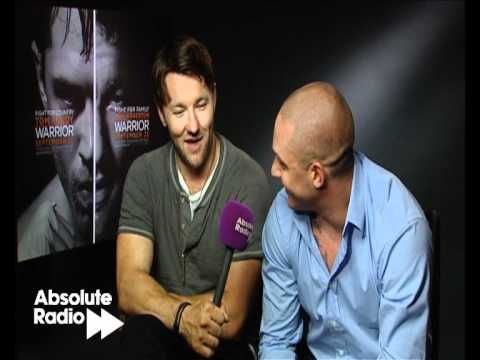 Tom Hardy and Joel Edgerton: 'Warrior' interview