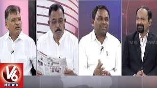 Special Debate Over Regional Parties Targeting BJP | Good Morning Telangana