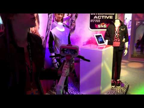 Nerf Rebelle. Bows. Blasters and Guns Made For Girls.  As Seen Toy Fair 2013