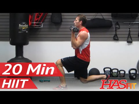 HASfit Warrior 20 Minute Workout Part 1 of 3   Get Lean - Ripped - Toned in Twenty Minutes Work out