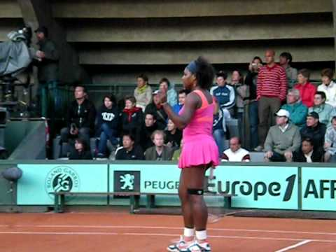 Serena Williams-2009 French Open