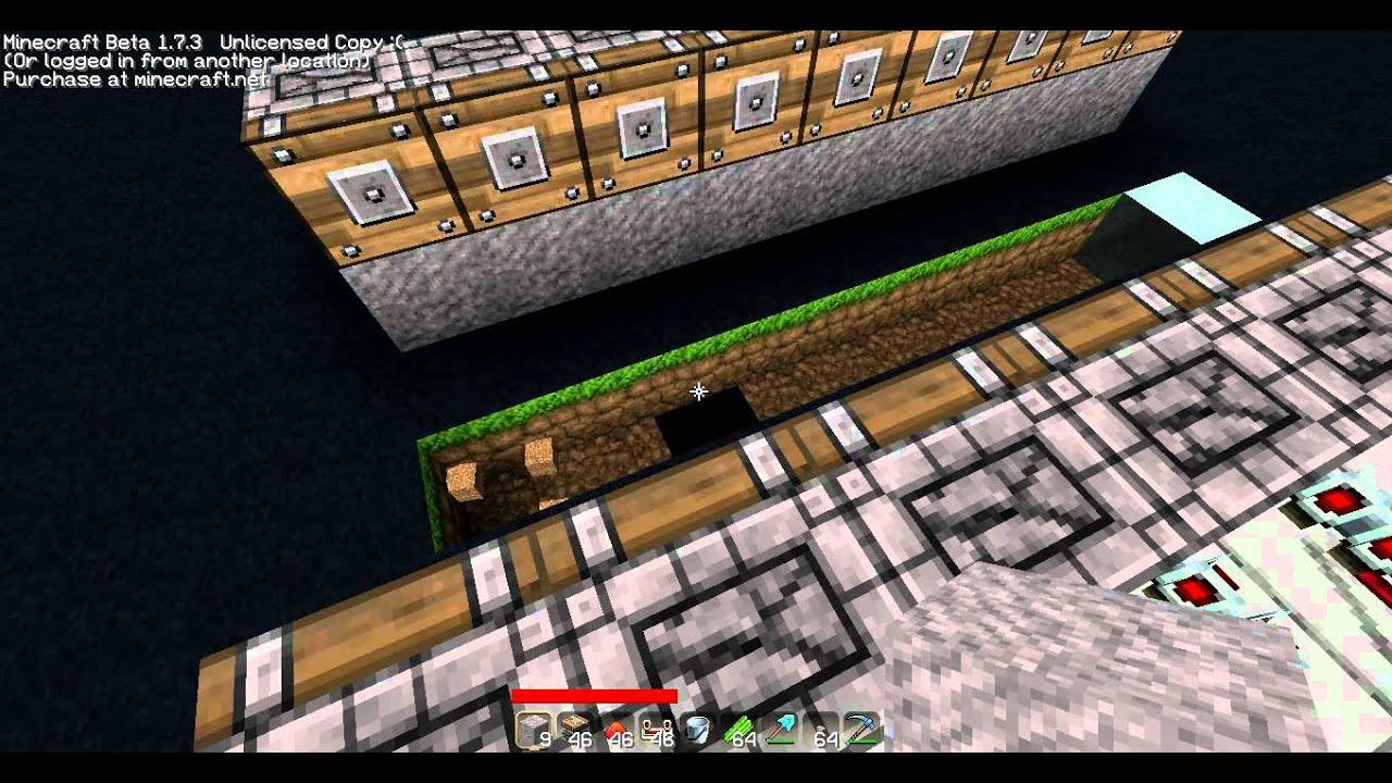 Automatique Minecraft