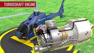 Understanding Helicopter's Engine | Turboshaft